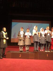 کسب رتبه دوم و مدال نقره در مسابقات رباتیک دانشگاه تهران