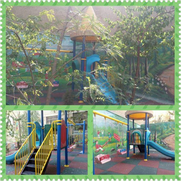 پارک بازی
